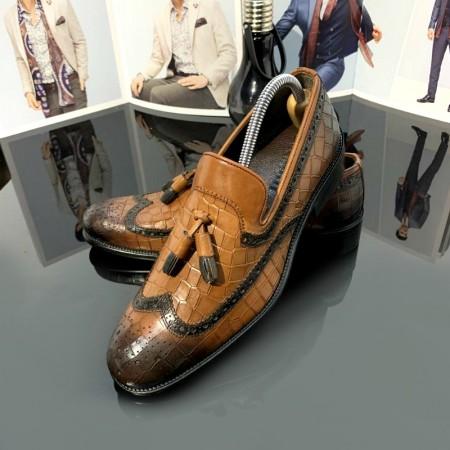 Poze Pantofi Barbati din PIELE Naturala 100% cod: DV22