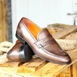 Poze Pantofi Barbati din PIELE Naturala 100% cod: HD06