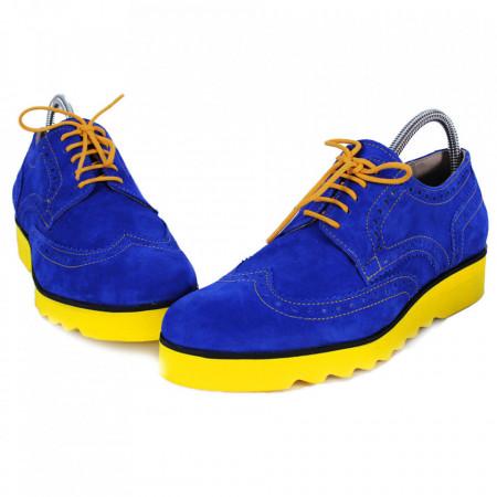 Poze Pantofi Barbati din PIELE Naturala 100% cod: MF09