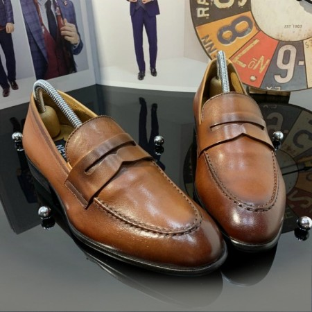 Poze Pantofi Barbati din PIELE Naturala 100% cod: NVM25