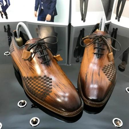 Pantofi Barbati din PIELE Naturala 100% cod: TG19