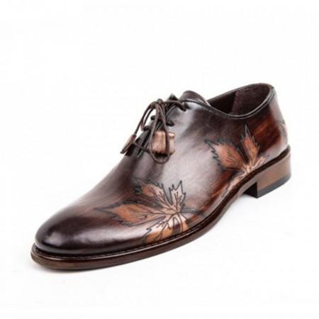 Pantofi Barbati din PIELE Naturala 100% cod: TG68