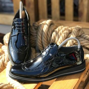 Poze Pantofi Barbati din PIELE Naturala 100% cod: TK26