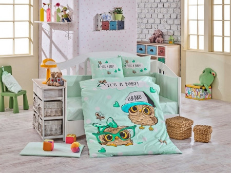 Lenjerie Pat – Baby – Hobby Coolbaby – Mint COD: 1204