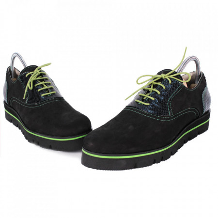 Poze Pantofi Barbati din PIELE Naturala 100% cod: MF10