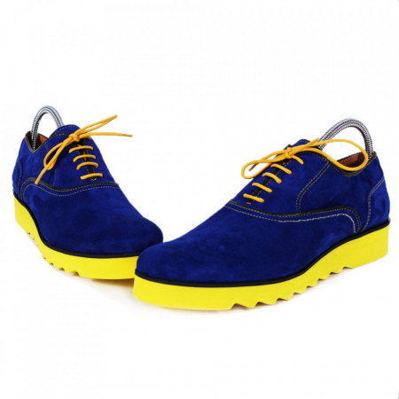 Poze Pantofi Barbati din PIELE Naturala 100% cod: MF24
