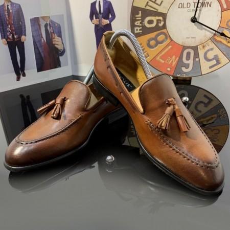 Poze Pantofi Barbati din PIELE Naturala 100% cod: NVM26