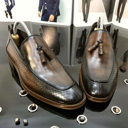 Pantofi Barbati din PIELE Naturala 100% cod: TG17