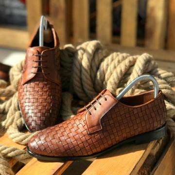 Poze Pantofi Barbati din PIELE Naturala 100% cod: TK19