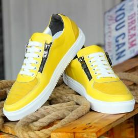 Poze Pantofi Sport din PIELE Naturala 100% cod: 242G