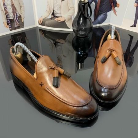 Poze Pantofi Barbati din PIELE Naturala 100% cod: DV24