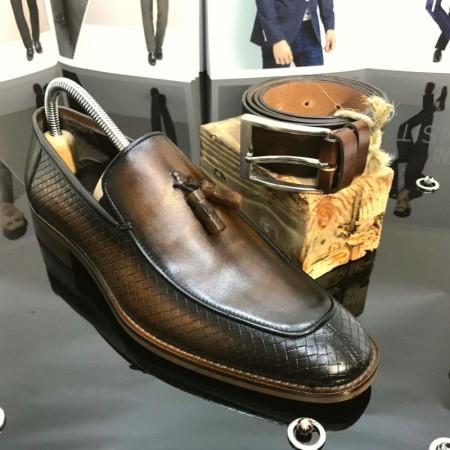 Poze Pantofi Barbati din PIELE Naturala 100% cod: TG17