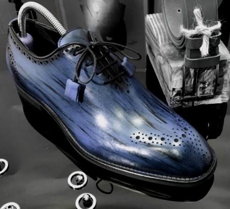 Pantofi Barbati din PIELE Naturala 100% cod: TG34