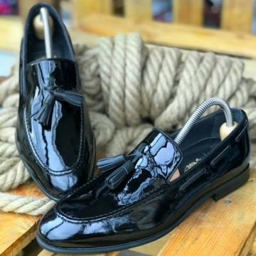 Poze Pantofi Barbati din PIELE Naturala 100% cod: TK13