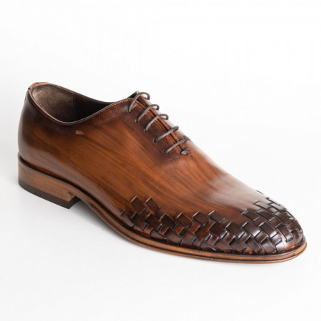 Pantofi Barbati din PIELE Naturala 100% cod: TK54