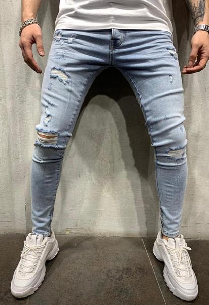 Poze Blugi Barbati Slim-Fit MODEL 2020 COD: BG626