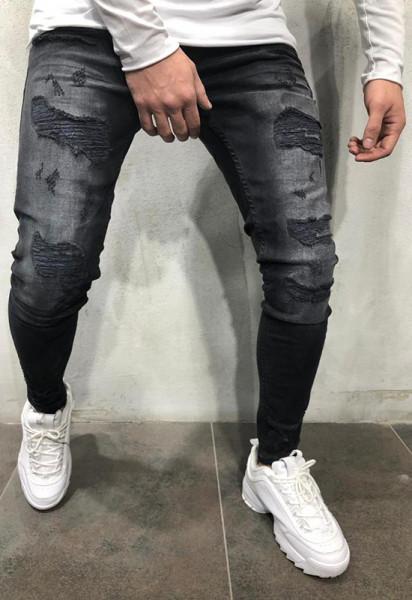 Poze Blugi Barbati Slim-Fit MODEL 2020 COD: BG633