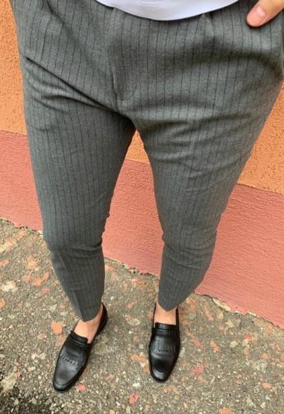 Poze Pantaloni Barbati Casual Model 2019 COD: PB249