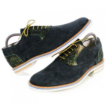 Pantofi Barbati din PIELE Naturala 100% cod: MF06