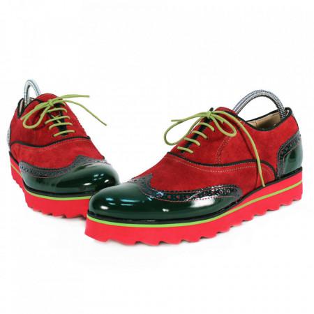 Poze Pantofi Barbati din PIELE Naturala 100% cod: MF15