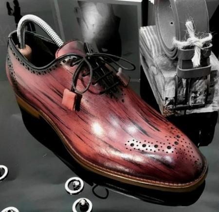 Pantofi Barbati din PIELE Naturala 100% cod: TG35