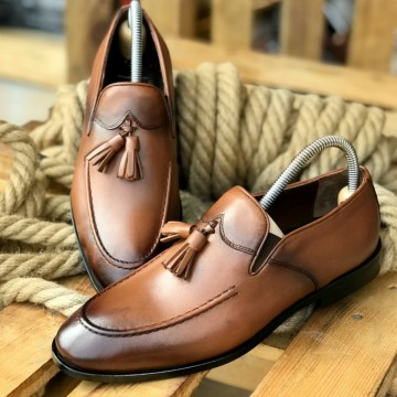 Poze Pantofi Barbati din PIELE Naturala 100% cod: TK07