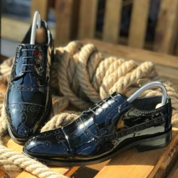 Poze Pantofi Barbati din PIELE Naturala 100% cod: TK29