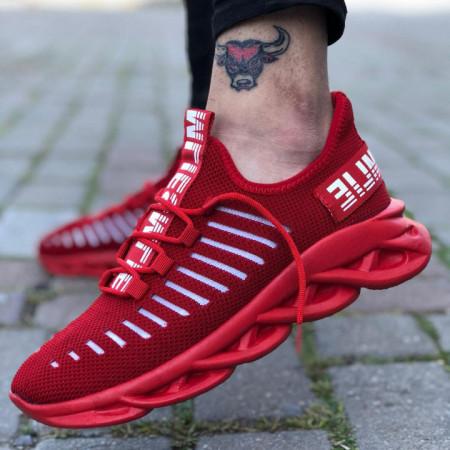Poze Adidasi Barbati Sport din material textil COD: AMK07