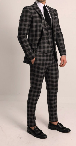 Costum Office 3 Piese Model 2021 LIMITED EDITION cod: CTB511