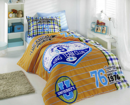 Lenjerie Pat Hobby Collage Yellow COD: 995