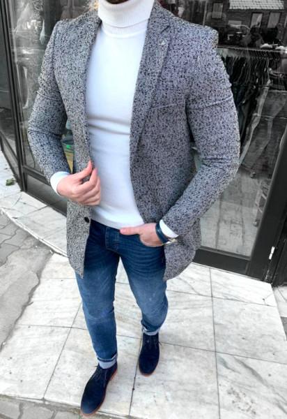 Palton Barbati de Primavara Cod: PT05
