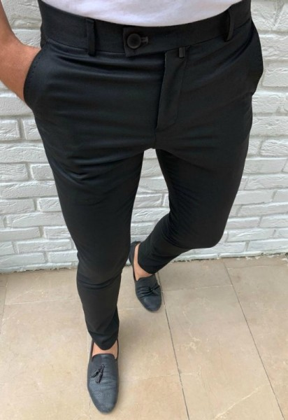 Poze Pantaloni Barbati Casual Model 2019 COD: PB265