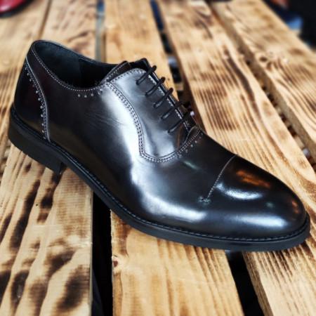 Pantofi Barbati din PIELE Naturala 100% cod: NVM40