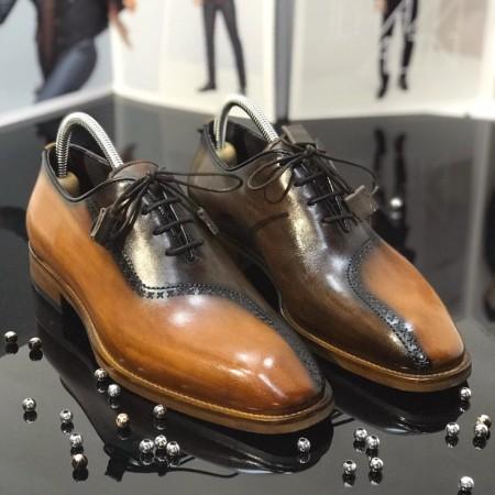 Pantofi Barbati din PIELE Naturala 100% cod: TG10