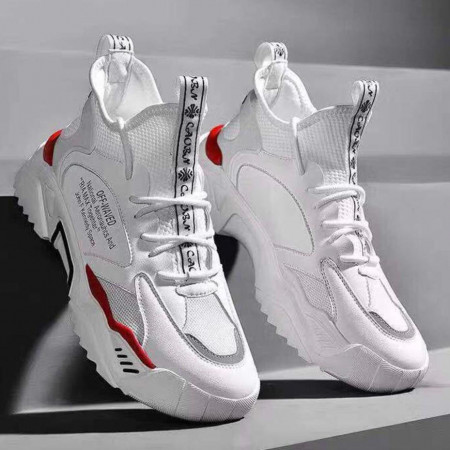 Poze Adidasi Barbati model high top sneakers 2020 COD: SN04