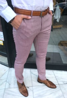 Poze Pantaloni Casual Model 2018 COD: PB173 TRANSPORT GRATUIT !!!