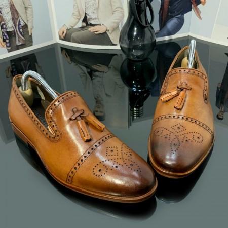 Poze Pantofi Barbati din PIELE Naturala 100% cod: DV21