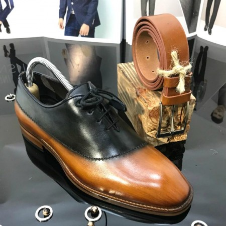 Pantofi Barbati din PIELE Naturala 100% cod: TG15