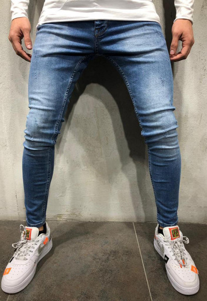 Blugi Barbati Slim-Fit MODEL 2020 COD: BG631