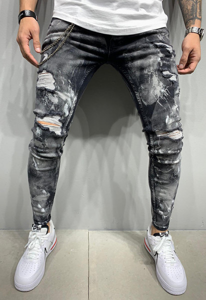 Blugi Barbati Slim-Fit MODEL 2020 COD: BG722