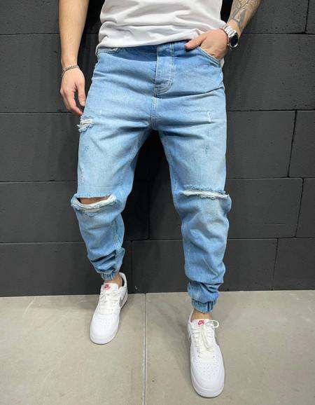 Blugi Barbati Slim-Fit MODEL 2021 COD: BG735