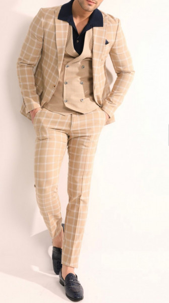 Costum Office 3 Piese Model 2021 LIMITED EDITION cod: CTB513