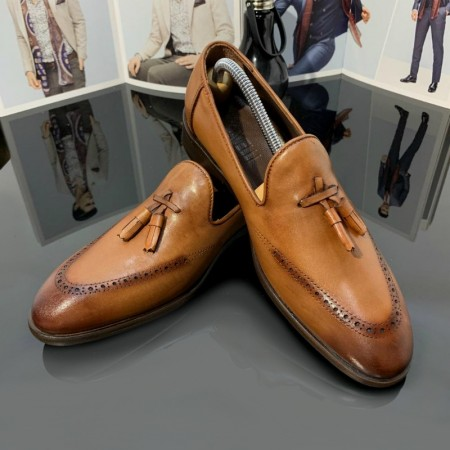 Poze Pantofi Barbati din PIELE Naturala 100% cod: DV26