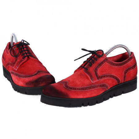 Poze Pantofi Barbati din PIELE Naturala 100% cod: MF13