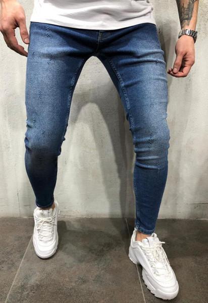 Poze Blugi Barbati Slim-Fit MODEL 2020 COD: BG624