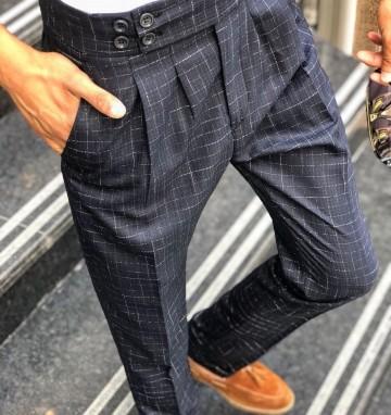 Pantaloni Casual Model 2018 COD: PB217