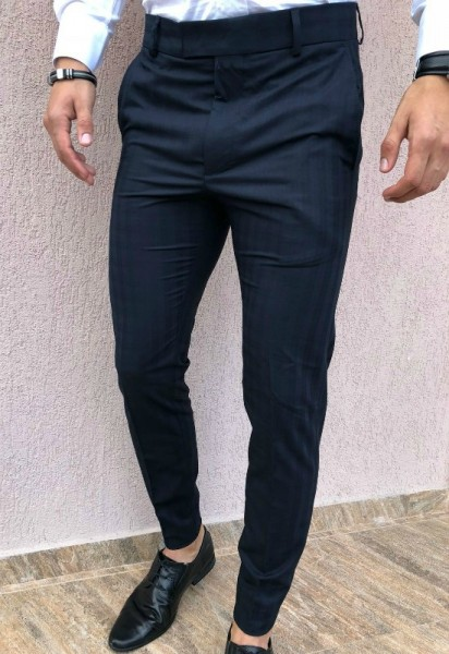 Poze Pantaloni Casual Model 2019 COD: PB208