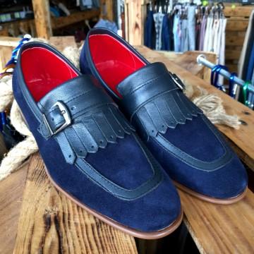 Poze Pantofi Barbati din PIELE Naturala 100% cod: 130BLS