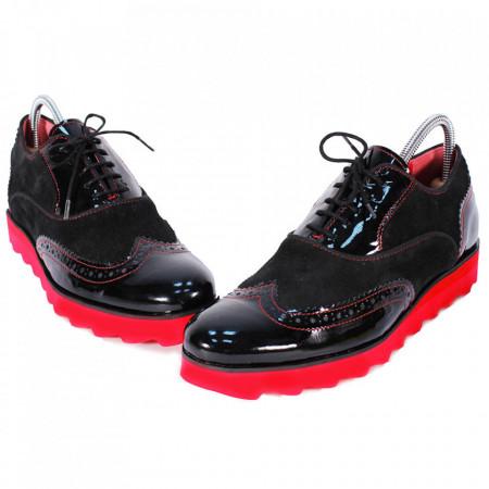 Poze Pantofi Barbati din PIELE Naturala 100% cod: MF07