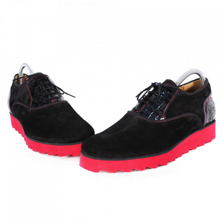Poze Pantofi Barbati din PIELE Naturala 100% cod: MF12